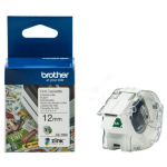 Brother CZ-1002 DirectLabel-etikettes, 12mm x 5m