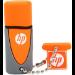 PNY HP v245o 16GB 16GB USB 2.0 Type-A Grey,Orange USB flash drive