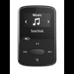 Sandisk SDMX26-008G-G46K MP3/MP4 player MP3 player Black 8 GB