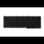Toshiba K000110550 Keyboard notebook spare part