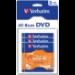 Verbatim DVD-R 8cm Matt Silver Hardcoated