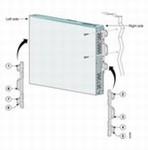 Cisco Locking Wallmount Kit 7900 Series