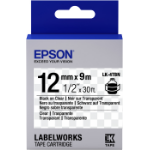 Epson LK-4TBN labelprinter-tape