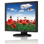 "Hannspree Hanns.G HX193DPB 19"" Black computer monitor LED display"