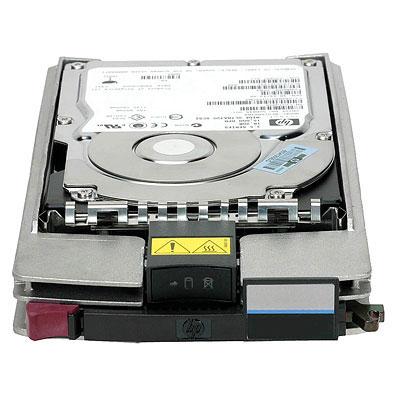 HP StorageWorks EVA 500 GB FATA Hard Disk Drive Fibre Channel