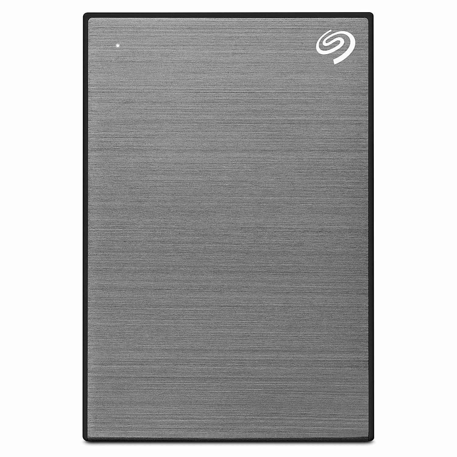 SEAGATE BACKUP PLUS SLIM EXTERNAL HARD DRIVE 1000 GB GREY