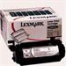Lexmark 12A0825 Toner black, 23K pages