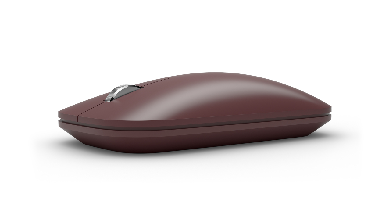 Microsoft Surface Mobile Mouse ratón Bluetooth BlueTrack Ambidextro
