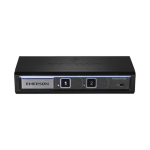Avocent SwitchView SV220-201 Black KVM switch