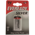 Eveready SUPER BATTERY 6F22BIUP 9V