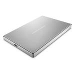 LaCie Porsche 2TB external hard drive 2000 GB Silver