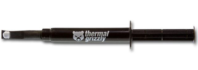 Thermal Grizzly Kryonaut 12.5W/m·K 5.5g heat sink compound