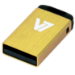 V7 Nano USB 2.0 Flash Drive 32GB Yellow USB flash drive