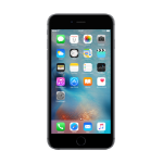 "Apple iPhone 6s Plus 5.5"" Single SIM 4G 128GB Grey"