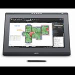 "Wacom DTK-2241 touch screen monitor 54.6 cm (21.5"") 1920 x 1080 pixels Table Black, Grey"