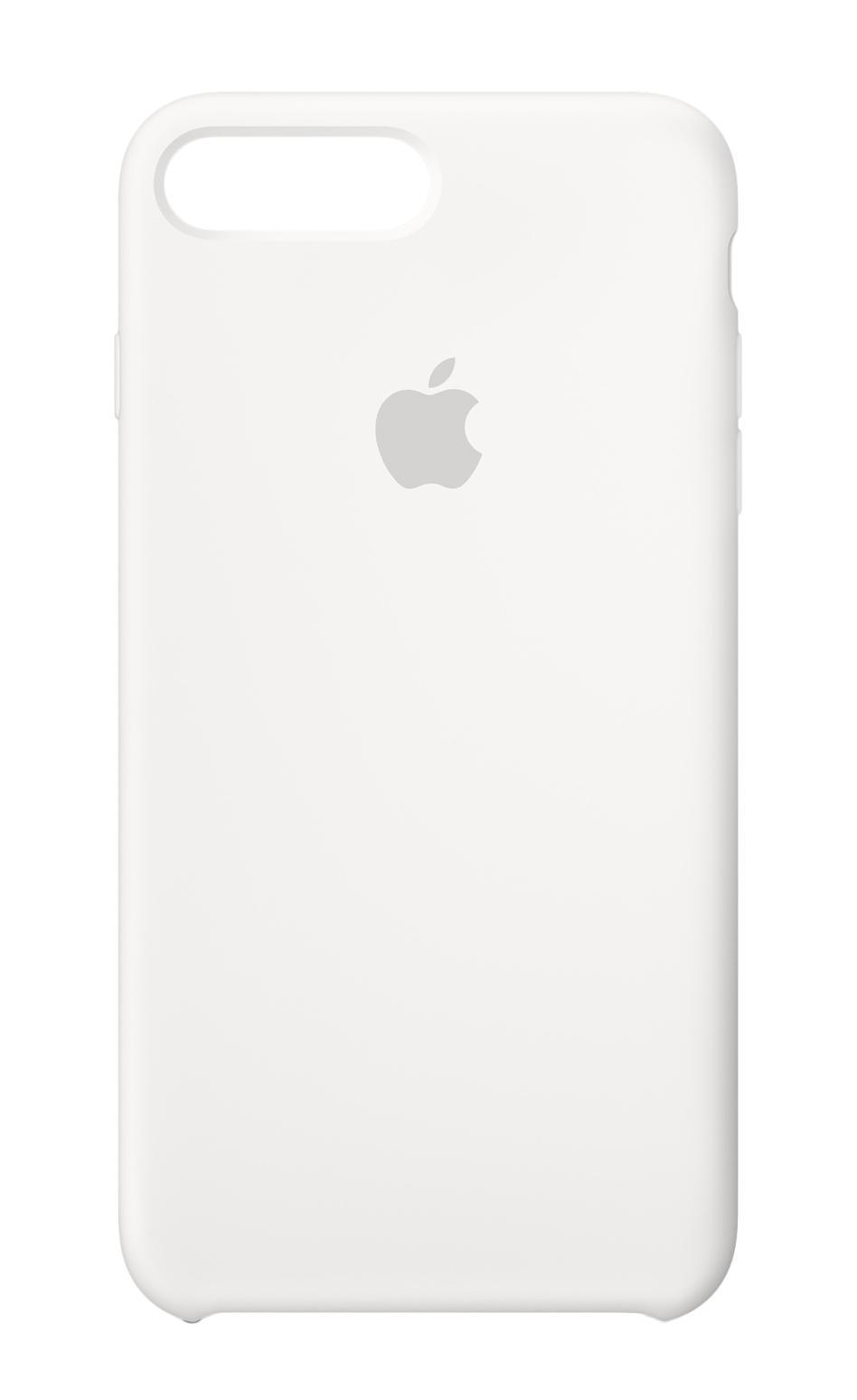 """Apple MQGX2ZM/A funda para teléfono móvil 14 cm (5.5"""") Funda blanda Blanco"""