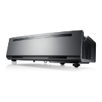 DELL S2718QL data projector 5000 ANSI lumens DLP 2160p (3840x2160) Desktop projector Black, Grey
