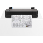 HP Designjet T250 large format printer Wi-Fi Thermal inkjet Colour 2400 x 1200 DPI A1 (594 x 841 mm) Ethernet LAN
