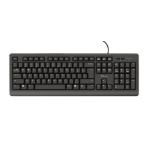 Trust Primo keyboard USB QWERTY English Black
