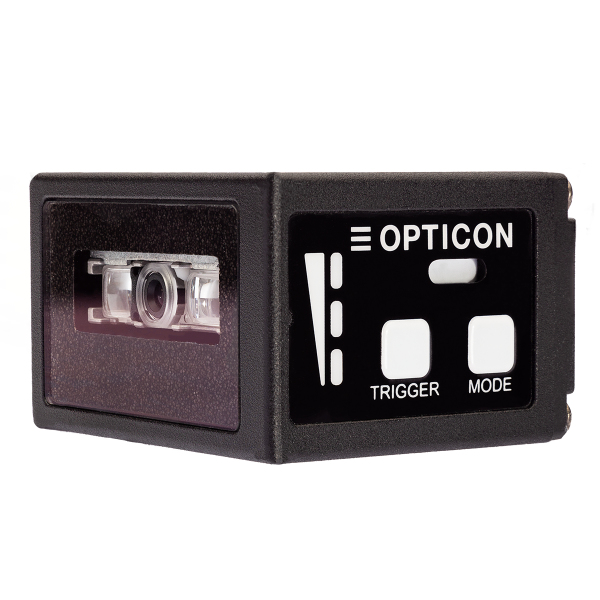 OPTICON NLV-5201 FIXED BAR CODE READER 2D CMOS BLACK