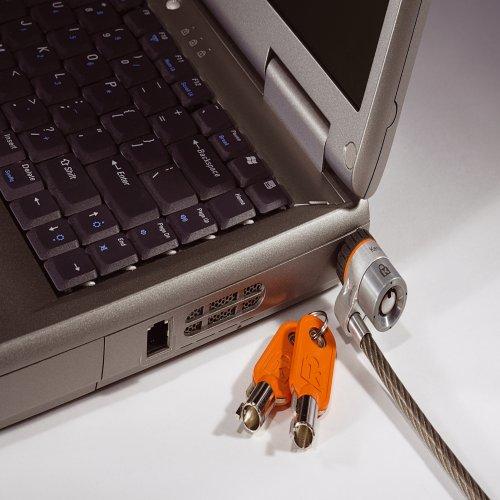 Kensington Microsaver 174 Keyed Laptop Lock Master 0 In