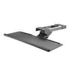 StarTech.com Under-Desk Keyboard Tray - Adjustable