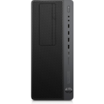 HP EliteDesk 800 G4 i7-8700K Tower 8th gen Intel® Core™ i7 16 GB DDR4-SDRAM 1000 GB SSD Windows 10 Pro Workstation