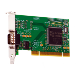 Brainboxes IS-150 interface cards/adapter Internal Serial
