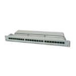 Digitus CAT 6 Class E 1U patch panel