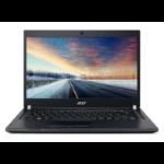 "Acer TravelMate P648-G2-M-53TA 2.50GHz i5-7200U 14"" 1920 x 1080Pixels Zwart Notebook"