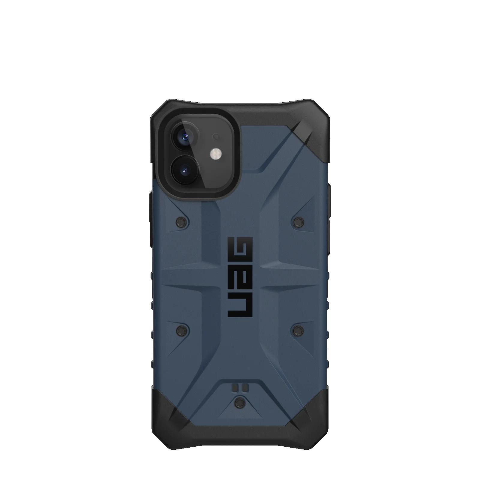"Urban Armor Gear Pathfinder funda para teléfono móvil 13,7 cm (5.4"") Negro, Azul"