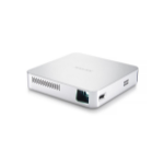 Aiptek MobileCinema i70 Portable projector 70ANSI lumens DLP WVGA (854x480) Silver data projector