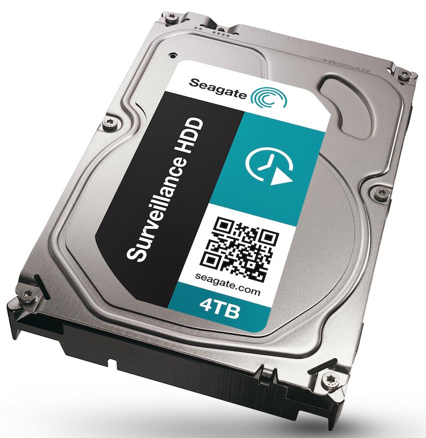 Seagate Desktop HDD Surveillance HDD 2TB