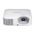 Casio XJ-V100W data projector 3000 ANSI lumens DLP WXGA (1280x800) Desktop projector White