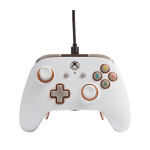 PowerA FUSION Pro White USB Gamepad Analogue / Digital Xbox One