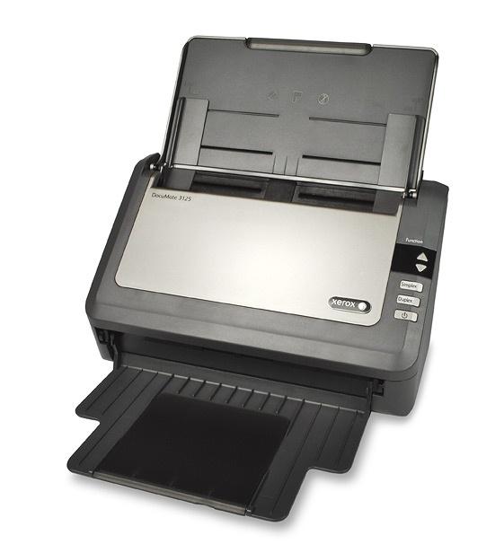 Documate 3125 Scanner 25ppm, 44ipm, 600dpi, A4, USB2.0