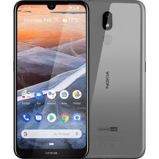 "Nokia 3.2 15.9 cm (6.26"") 2 GB 16 GB Dual SIM 4G Silver 4000 mAh"