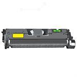 Delacamp C9702A-R compatible Toner yellow, 4K pages, 1,620gr (replaces HP 121A)