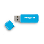 Integral INFD16GBNEONB USB flash drive 16 GB USB Type-A 2.0 Blue