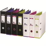 Elba 100081036 folder A4 Polypropylene (PP) Black,Green