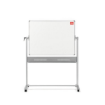 Nobo Basic Melamine Non Magnetic Mobile Board 1200x900mm