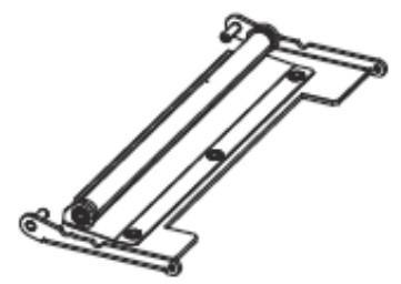 Zebra P1046696-110 pieza de repuesto de equipo de impresión 1 pieza(s)