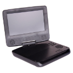 Laser DVD-PT-7B portable DVD player