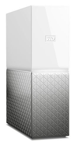 Western Digital My Cloud Home personal cloud storage device 4 TB Ethernet LAN Grey