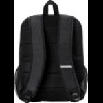 "HP 1X644AA notebook case 39.6 cm (15.6"") Backpack Black"