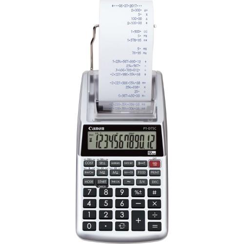 Canon P1-DTSC II EMEA HWB calculator Desktop Printing Grey