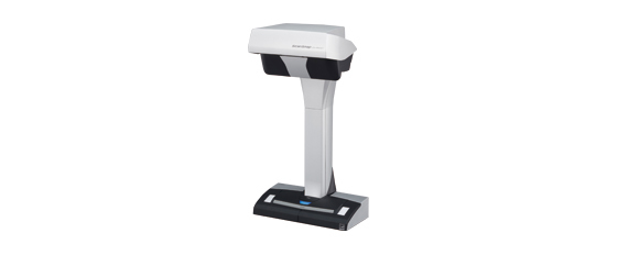 Fujitsu ScanSnap SV600 285 x 218 DPI Overhead scanner Black,White A3