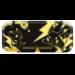 Hori Duraflexi Protector Hardshell case Nintendo Black, Gold Thermoplastic polyurethane (TPU)