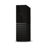 Western Digital My Book Micro-USB B 3.0 (3.1 Gen 1) 8000GB Black WDBBGB0080HBK-EESN