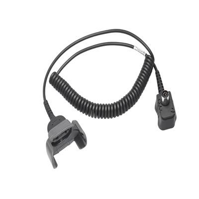Zebra 25-91513-01R QL Printer Cable cable de impresora Negro